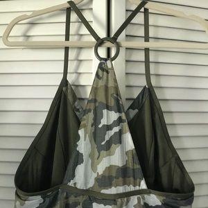 Nike Dresses - Camo active wear Nike dress